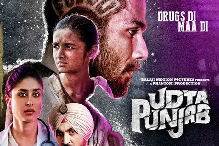 Udta Punjab (2016) Full Movie Watch Online Free