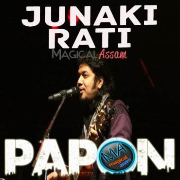 Download Junaki Rati MP3s – Papon