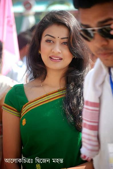 Hot Assamese Actress Rimpi Das