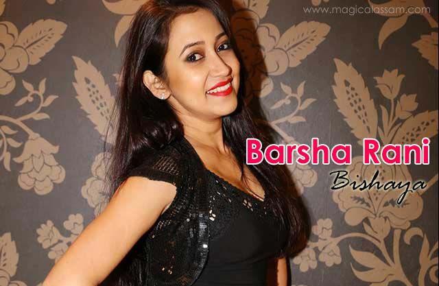 hot assamese actress Barsha Rani Bishaya