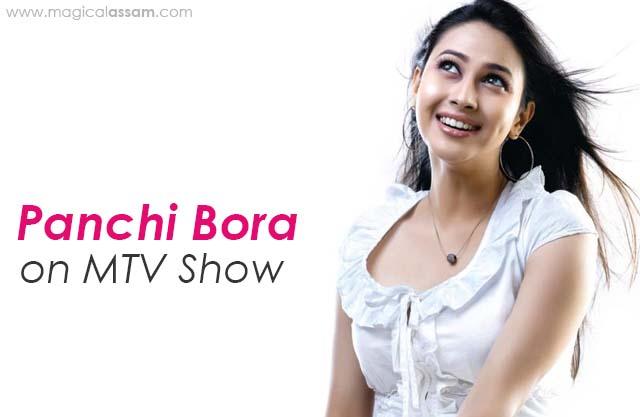 panchi-bora-mtv-show