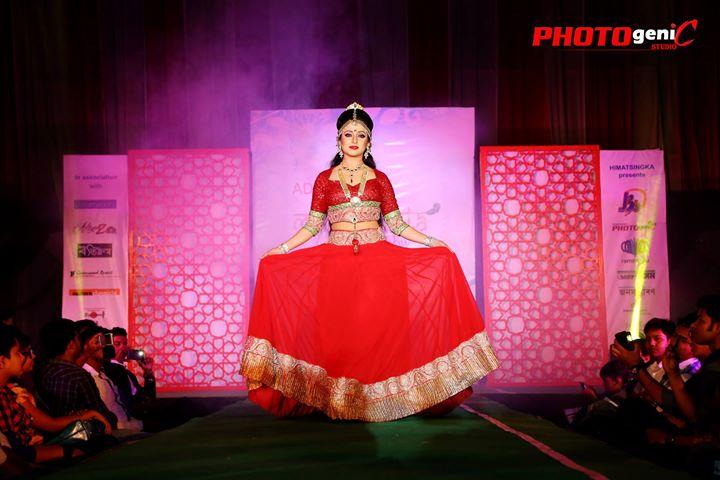 mahabharat-fashion-show-guwahati (1)