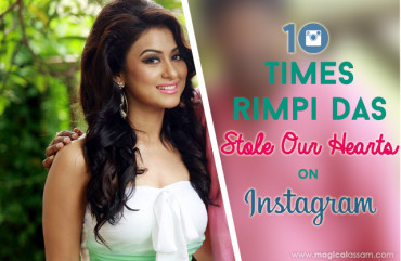10 Times Rimpi Das Stole Our Hearts On Instagam