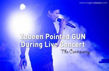 Zubeen Garg Controversy – This Time Its a Gun