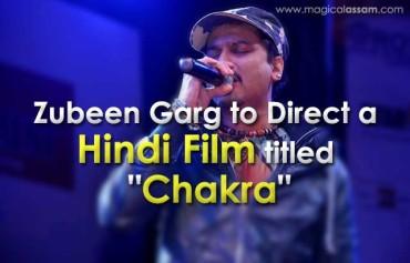Zubeen Garg Set For Bollywood Debut as Actor-Director