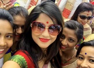 Tanvi Sharma Assamese Actress