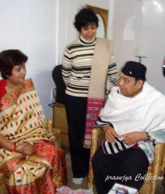 bhupen hazarika taslima nasreen