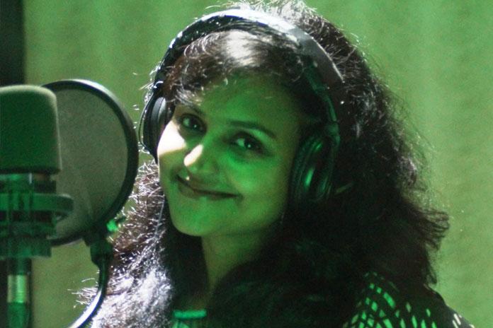 Prarthana-Choudhury-Singer