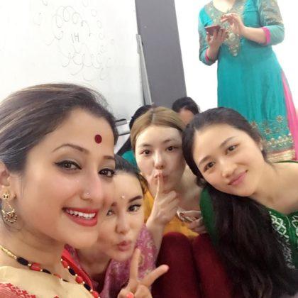 meghranjani medhi actress
