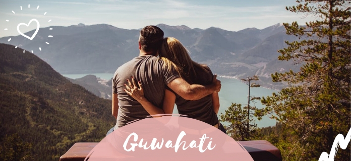 romantic places in guwahati