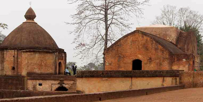 Talatal Ghar - places to visit in upper assam