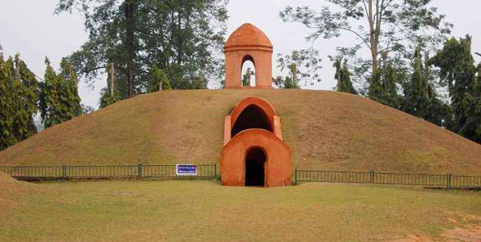 Charaideo- places to visit in upper assam