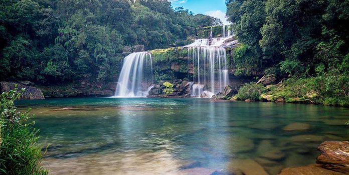 Kynrem Falls/ Thangkharang Park
