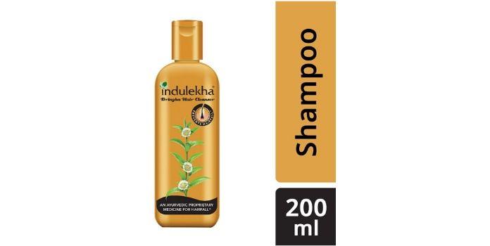 Indulekha Bringha Anti-hair fall shampoo