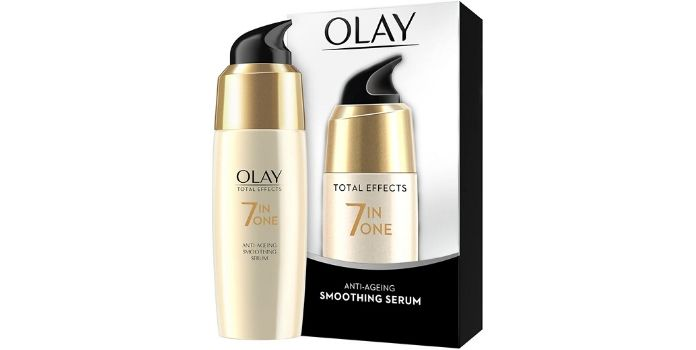 Olay Serum Total Effects 7 in 1, Anti-Ageing Smoothing Serum