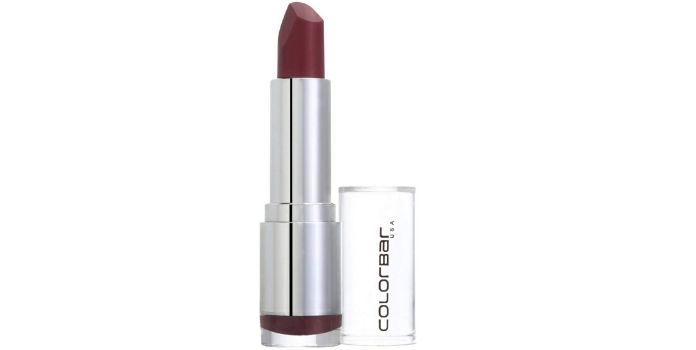 Colorbar Velvet Matte Lipstick, On D Stage