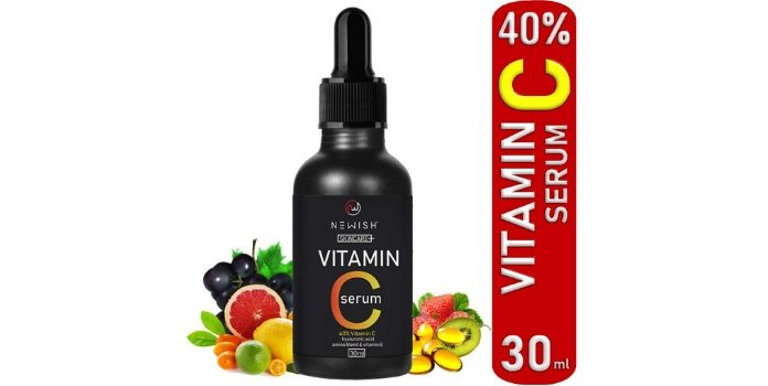 Newish Vitamin C Serum For Face Pigmentation And Oily Skin for Men and Women