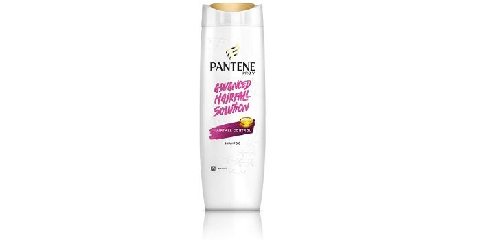 Pantene advanced hair fall shampoo