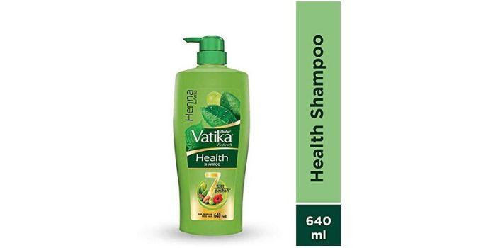 Dabur Vatika Health shampoo