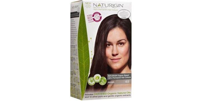 Naturigin Organic Beauty 100% Natural and Organic Permanent Hair Colour